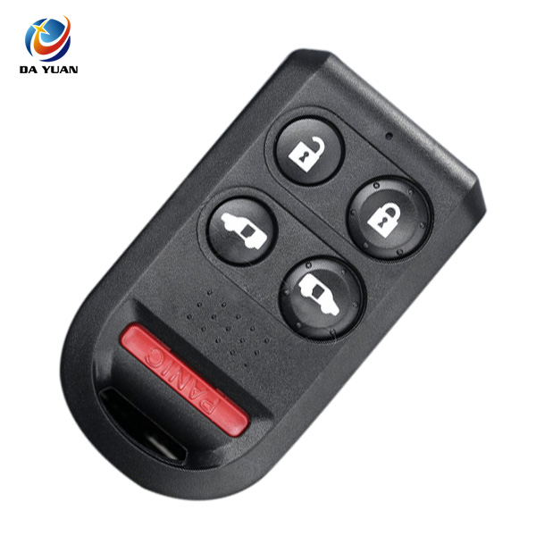 As003087 replacement keyless entry remote key fob shell for Honda replacement key cost